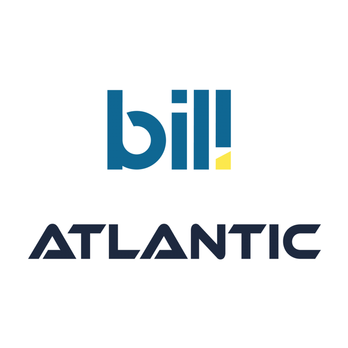 BILL / ATLANTIC ✪Nouvel Exposant