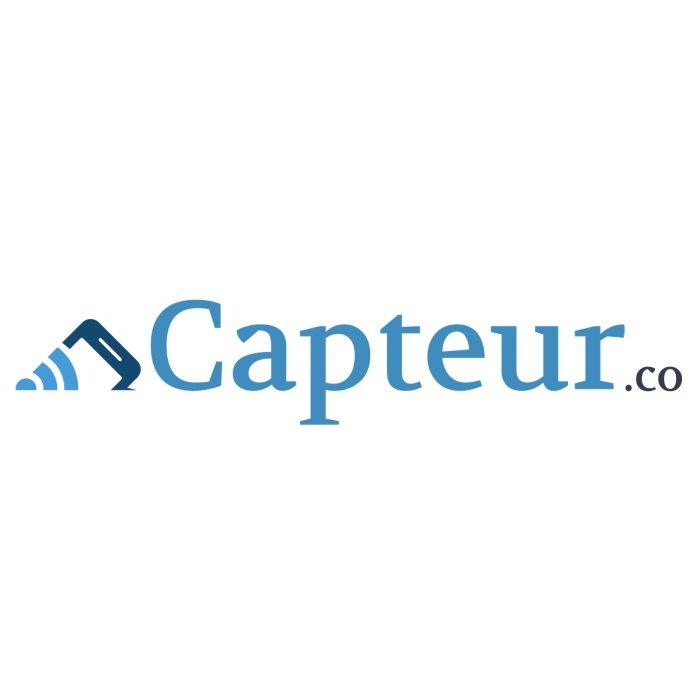 Capteur.co ✪New Exhibitor